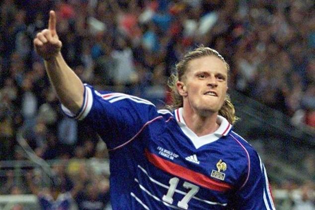 Petit đặt dấu hỏi về chiến thắng của Pháp tại World Cup 1998
