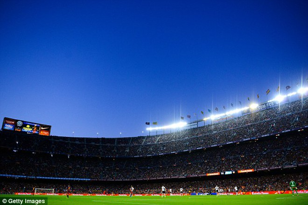 Barcelona công bố dự án hoành tráng, nâng cấp sân Nou Camp lên 105.000 ghế ngồi