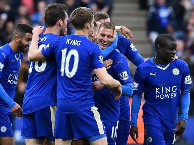 William Hill phải trả hơn 3 triệu bảng cho người chơi nếu Leicester vô địch Premier League