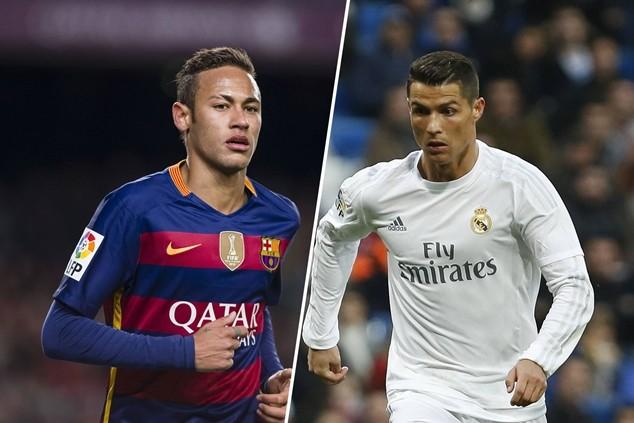 PSG ấp ủ tham vọng đưa cả Ronaldo và Neymar về Paris
