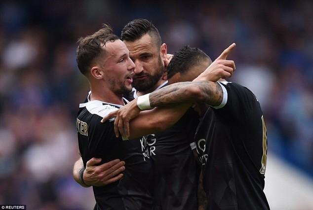 Leicester City hòa 1-1 tại Chelsea, khép lại mùa giải với 81 điểm