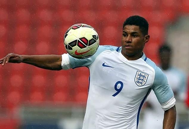 Rashford thi đấu ấn tượng tại M.U nhưng còn quá trẻ để đua tranh tại EURO