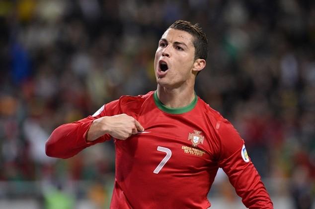 Ronaldo dẫn đầu đội tuyển Bồ Đào Nha dự EURO 2016