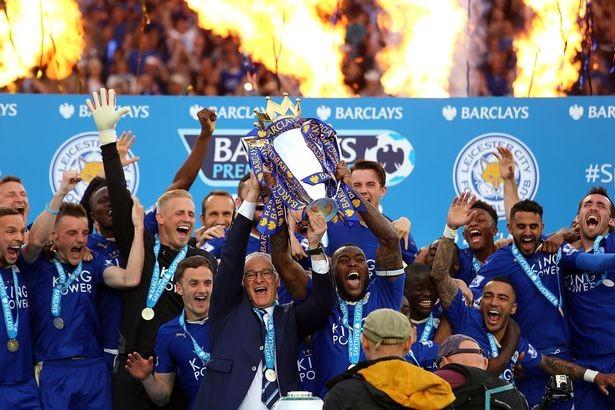 M.U ít hơn 15 điểm so với đội vô địch Premier League, Leicester