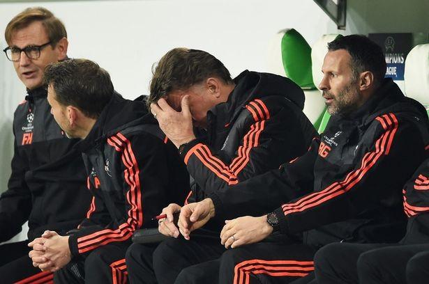 M.U bị loại ngay từ vòng bảng Champions League mùa này