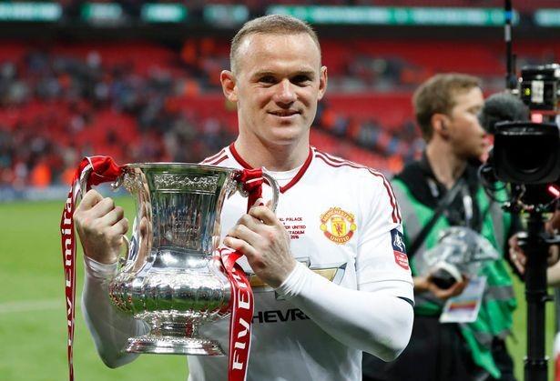 Rooney chỉ ghi 29 bàn dưới thời Van Gaal