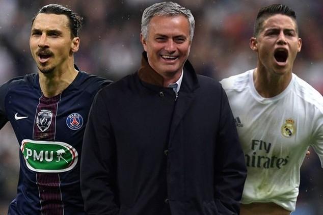 Mourinho sẽ có 200 triệu bảng để chi tiêu trong mùa hè năm nay