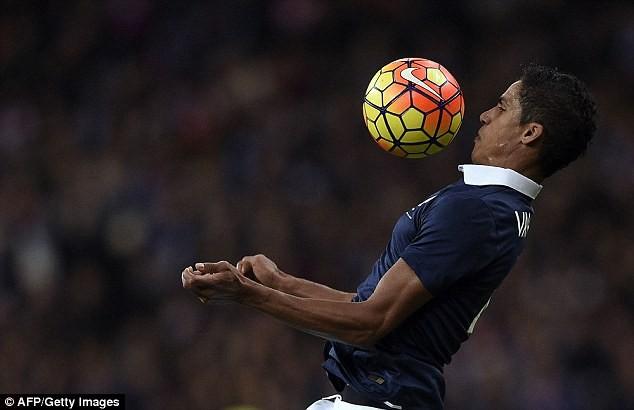 Chấn thương khiến Varane lỗi hẹn với trận chung kết Champions League và EURO 2016