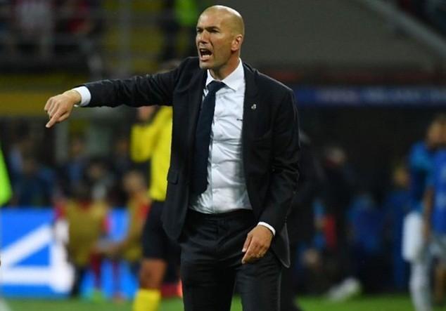 Zidane nghĩ về chức vô địch Champions League ngay từ lúc thay thế Benitez