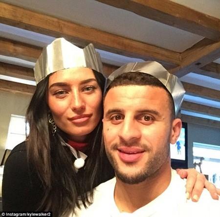Annie Kilner, bạn gái của tuyển thủ Anh, Kyle Walker (Tottenham)
