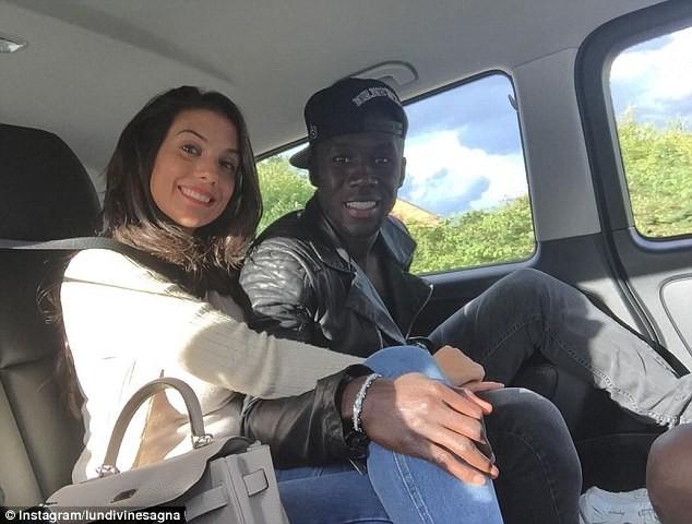 Ludivine Kadri Sagna, vợ của tuyển thủ người Pháp, Bacary Sagna