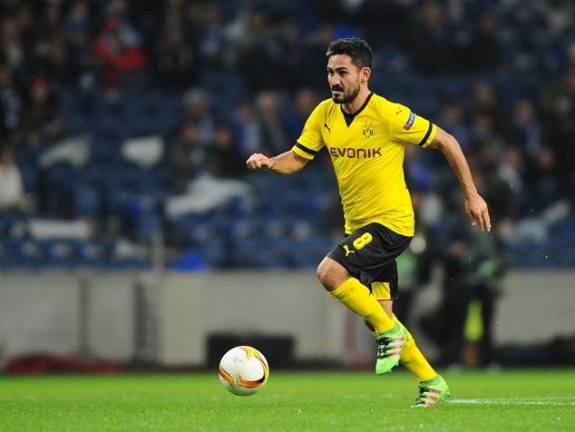Gundogan ký hợp đồng 4 năm với Man City của Guardiola