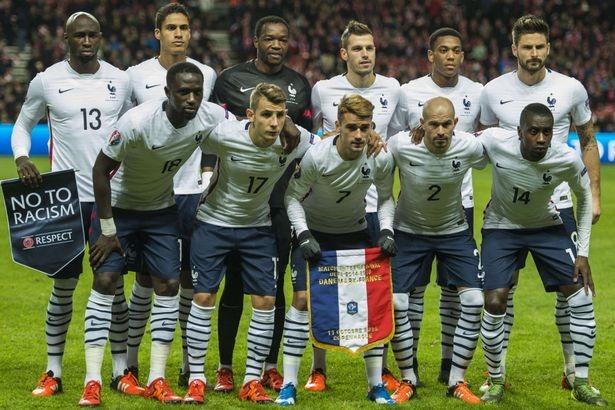 Danh sách cầu thủ chính thức 24 đội bóng đua tranh tại EURO 2016 ảnh 2