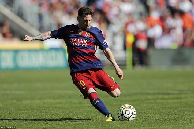 Messi được định giá 211,1 triệu euro
