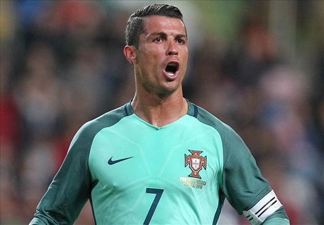 Ronaldo bị coi là mục tiêu hàng đầu của chủ nghĩa khủng bố