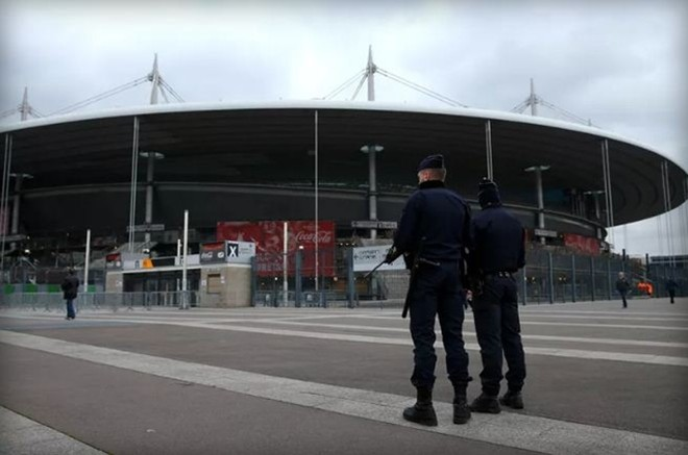 Liên bang Đức sẽ cử cảnh sát hỗ trợ Pháp bảo đảm an ninh tại EURO 2016