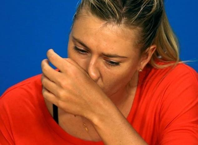 Nếu chống án bất thành, Sharapova phải nghỉ thi đấu đến đầu năm 2018