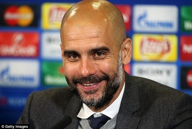 Pep Guardiola hy vọng gặt hái thành công trên đất Anh với Man City