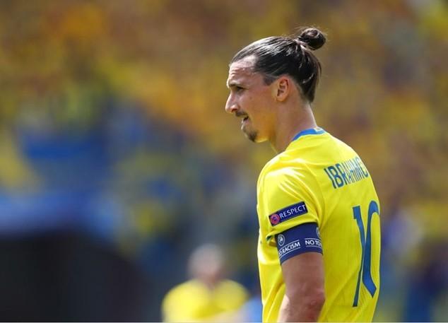 Ibrahimovic quyết định chia tay sự nghiệp thi đấu quốc tế sau EURO 2016