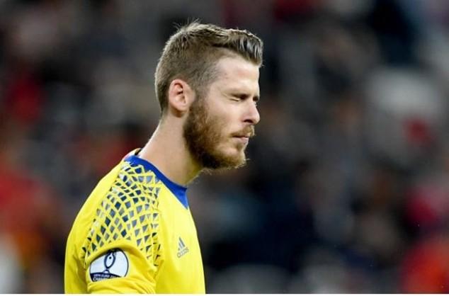 Màn trình diễn tồi tệ của De Gea dẫn đến thất bại 1-2 của Tây Ban Nha trước Croatia