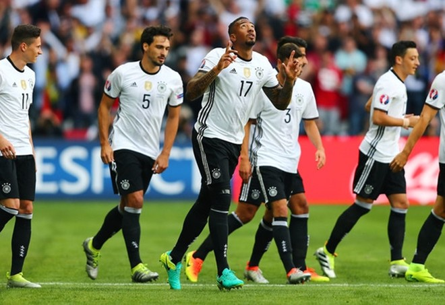 Đức quá mạnh so với Slovakia
