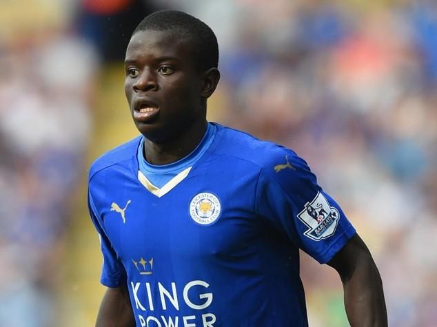 Kanté nhất trí hợp đồng 5 năm chuyển sang thi đấu cho Chelsea