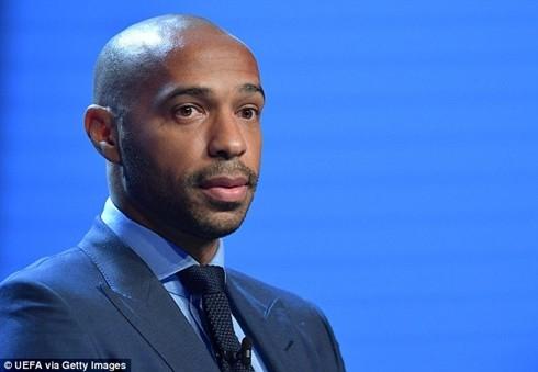 Henry được lựa chọn làm trợ lý HLV đội tuyển Bỉ