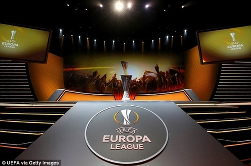 M.U đối đầu với Fenerbahce tại Bảng A của Europa League