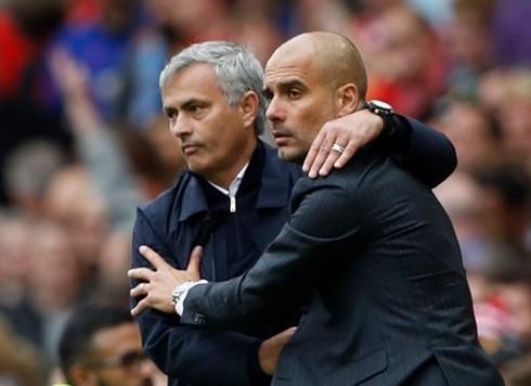 Mourinho chỉ trích các học trò vì thất bại 1-2 trước Man City