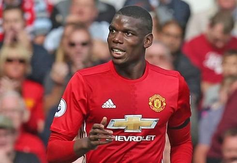 Pogba đạt điểm rơi phong độ tốt trước lúc cùng M.U gặp Liverpool