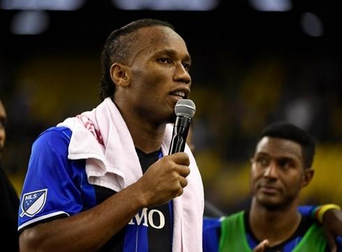 Droga chia tay Montreal và sẽ trở lại Chelsea đảm nhận vai trò huấn luyện