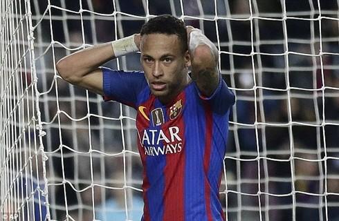 Neymar bị đề xuất kết án tù 2 năm vì tội trốn thuế