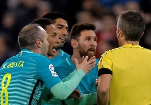 Barcelona là đội dẫn đầu về hóa đơn tiền lương