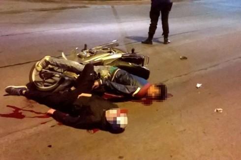 2 thủ phạm cũng là nạn nhân của vụ cướp