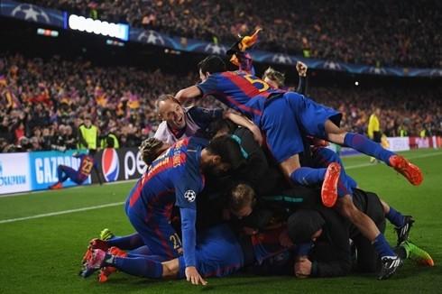 Barcelona được các nhà cái đánh giá là ứng viên sáng giá nhất cho chức vô địch châu Âu