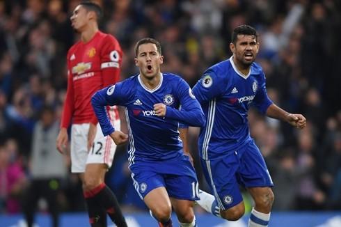 Hazard sẵn sàng cho trận gặp Crystal Palace vào cuối tuần