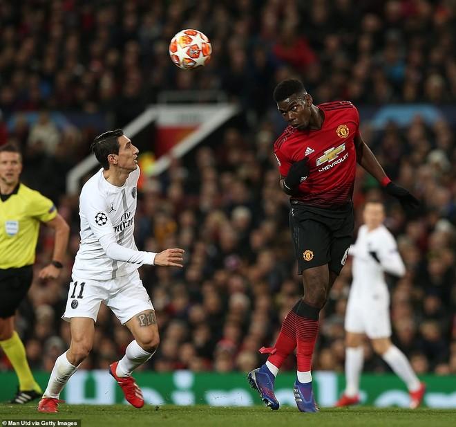 M.U thiếu vắng ngôi sao hàng đầu Paul Pogba ở trận đấu này