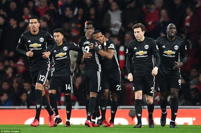 Man United đang thi đấu rất ấn tượng dưới thời Solskjaer