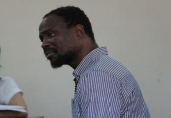 Bị cáo Mbouwe Ebubu