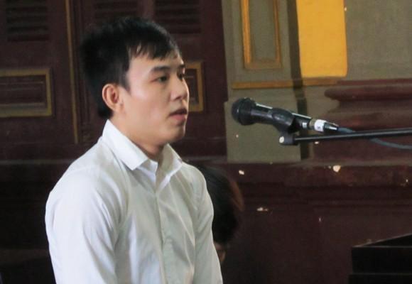 Bị cáo Trịnh Xuân Liên