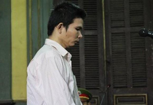 Bị cáo Phạm Vĩnh Phú