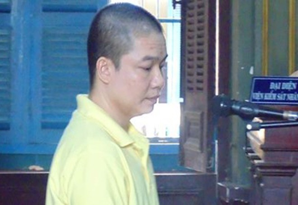 Bị cáo Phạm Văn Tùng