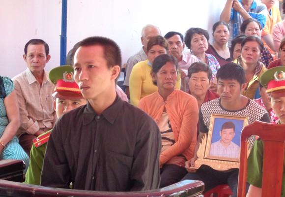 Bị cáo Phan Khắc Vy