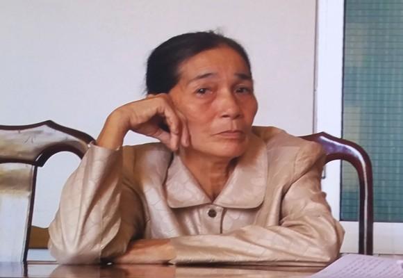 Đối tượng Nguyễn Thị Bèo