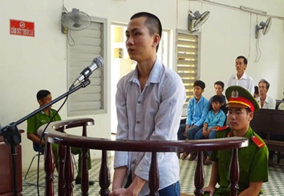Bị cáo Đỗ Hoàng Khánh
