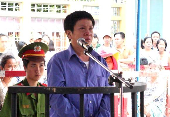 Bị cáo Nguyễn Hoàng