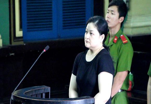 Bị cáo Donna Buenagua Mazon