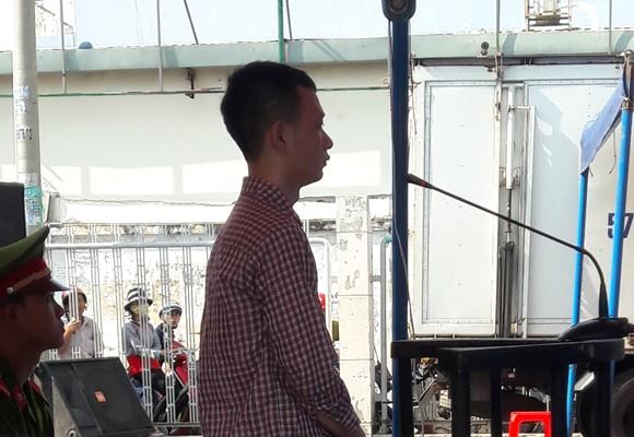 Bị cáo Phan Văn Đoàn
