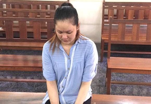 Bị cáo Trần Thị Phương Hồng