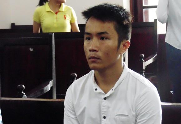 Bị cáo Phan Huỳnh Anh Khoa